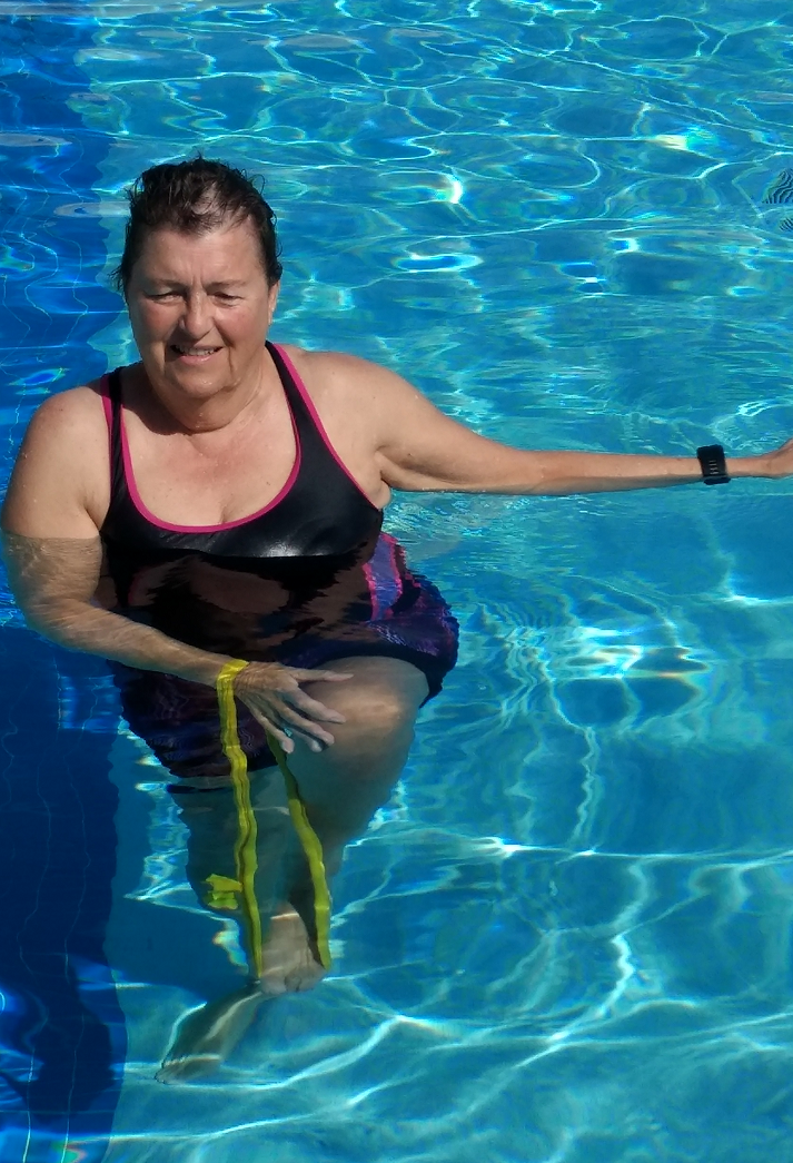aqua yoga for arthritis