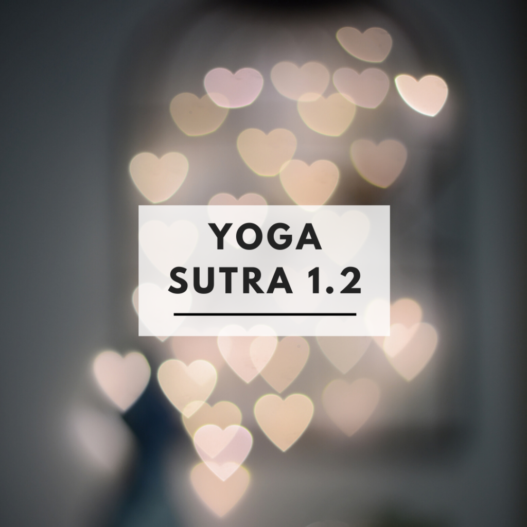 yoga sutra 1.2