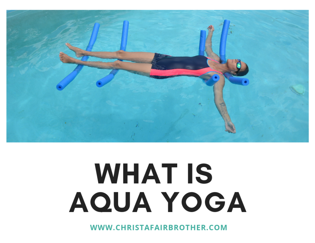 aqua yoga 2019 year in review top pinterest post of aqua yoga video